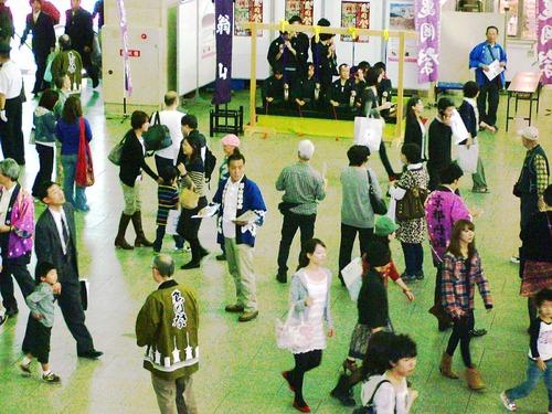 CIMG1690 亀岡祭キャンペーン 梅田.jpg